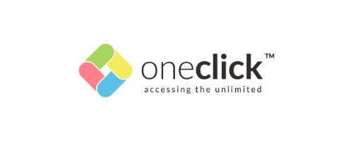 oneClick Logo