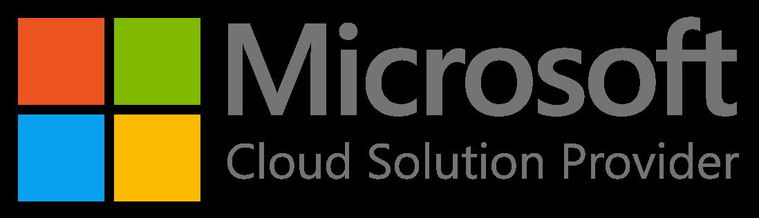Logo Microsoft Cloud Solution Provider